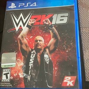 Other - WWE 2k16